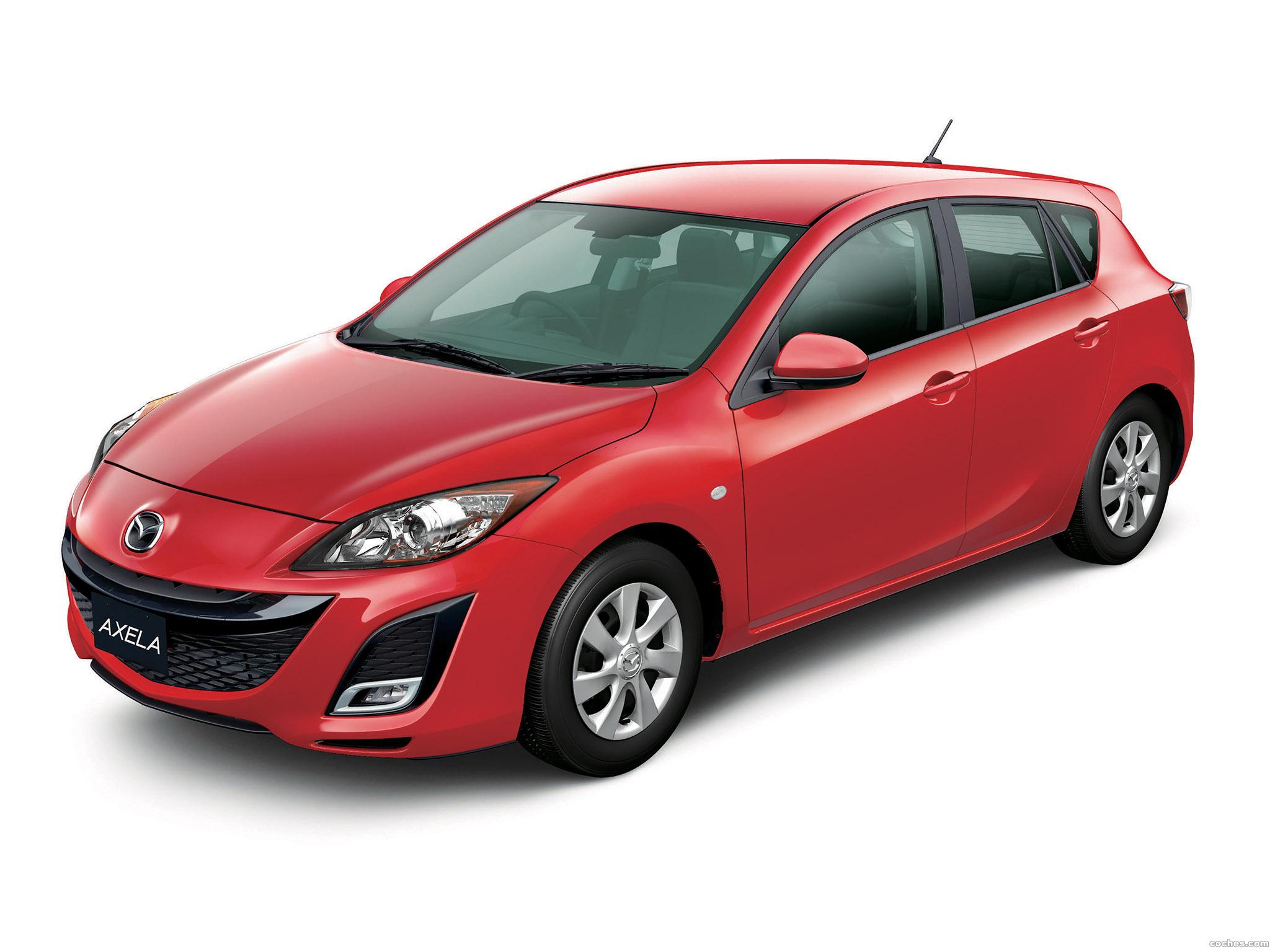 Foto 3 de Mazda Axela Sport 2009