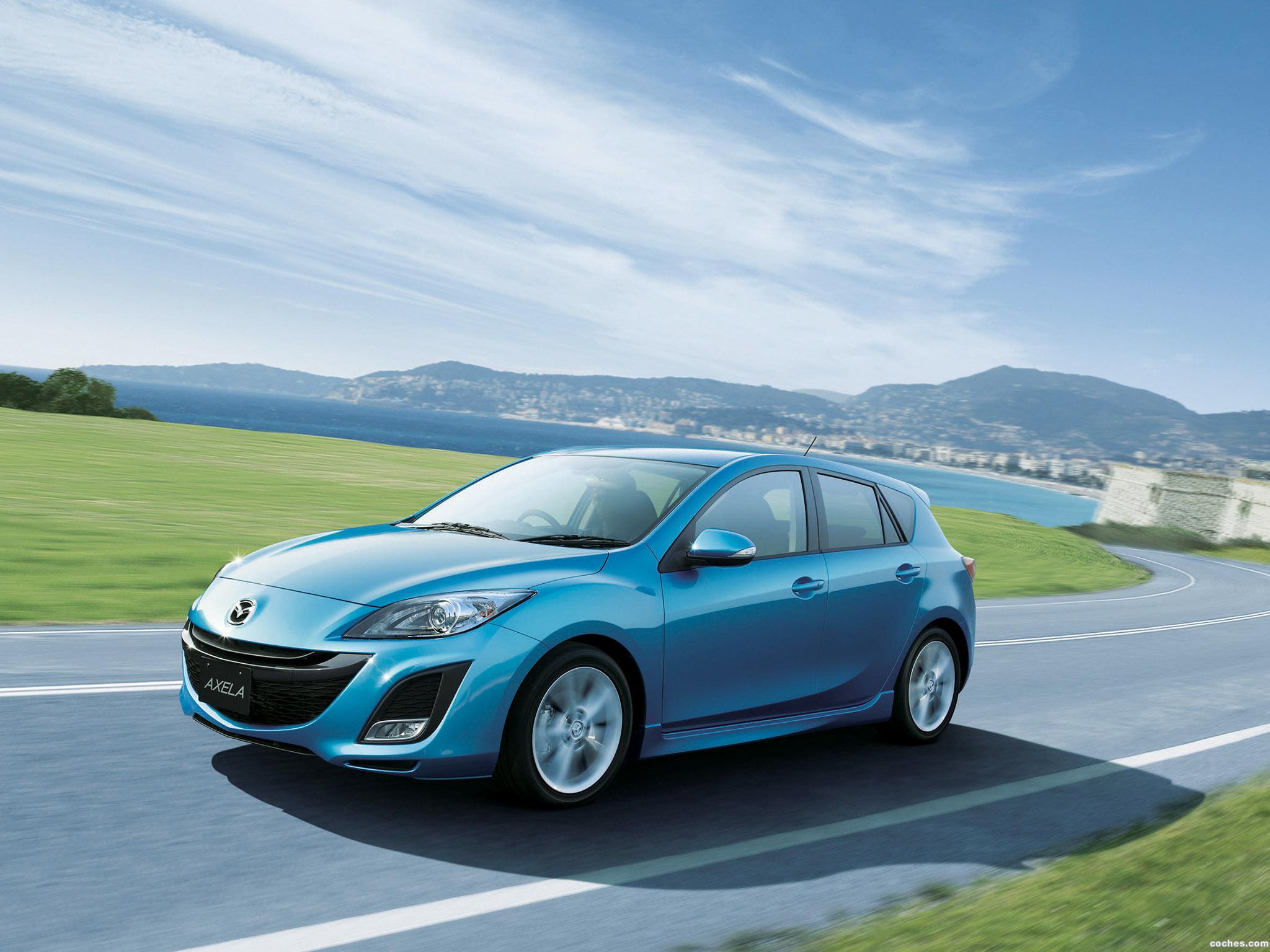 Foto 0 de Mazda Axela Sport 2009