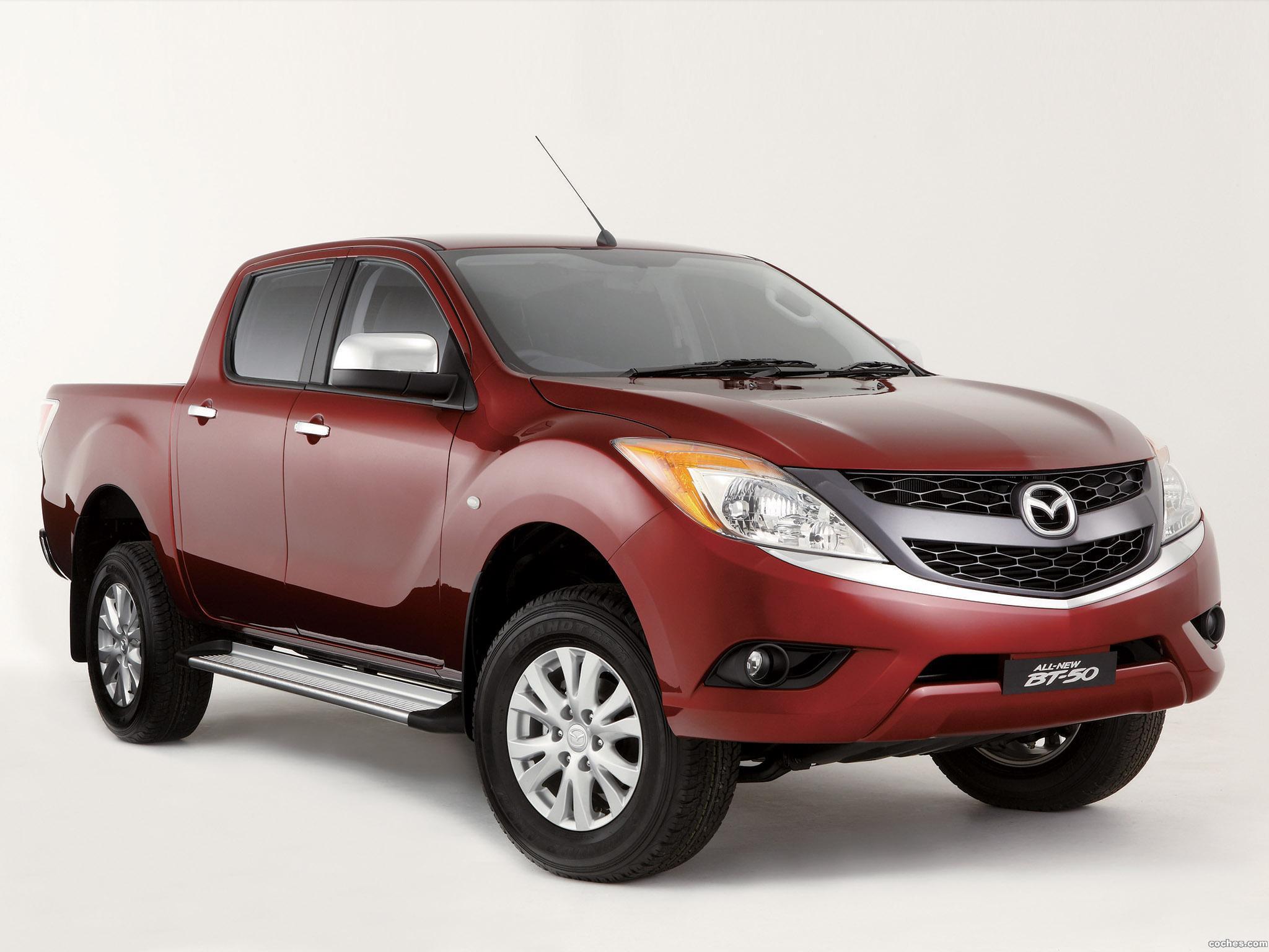 Foto 0 de Mazda BT-50 2011