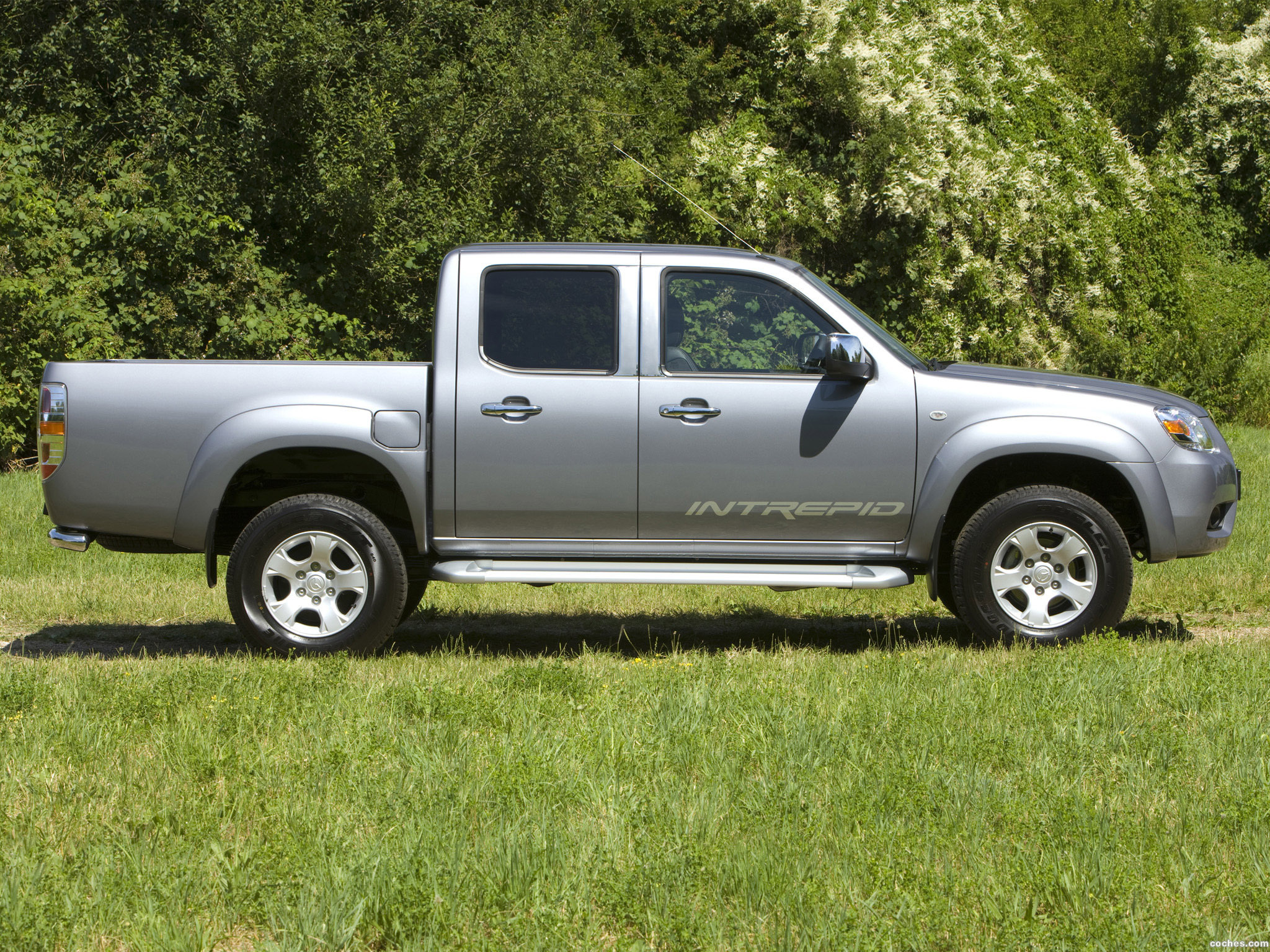 Foto 4 de Mazda BT-50 Double Cab UK 2008
