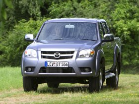 Ver foto 7 de Mazda BT-50 Double Cab UK 2008