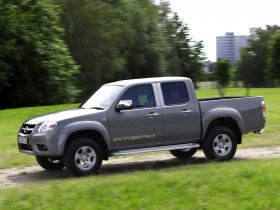 Ver foto 6 de Mazda BT-50 Double Cab UK 2008