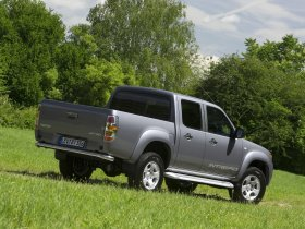 Ver foto 4 de Mazda BT-50 Double Cab UK 2008