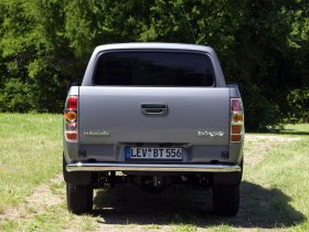 Ver foto 2 de Mazda BT-50 Double Cab UK 2008