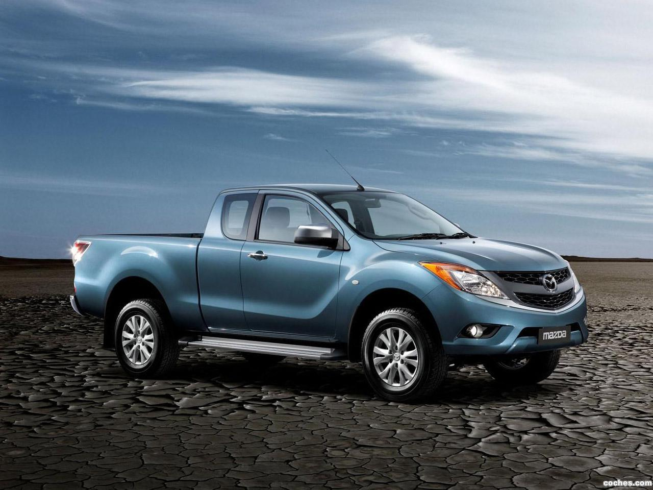 Foto 0 de Mazda BT-50 Freestyle 2011