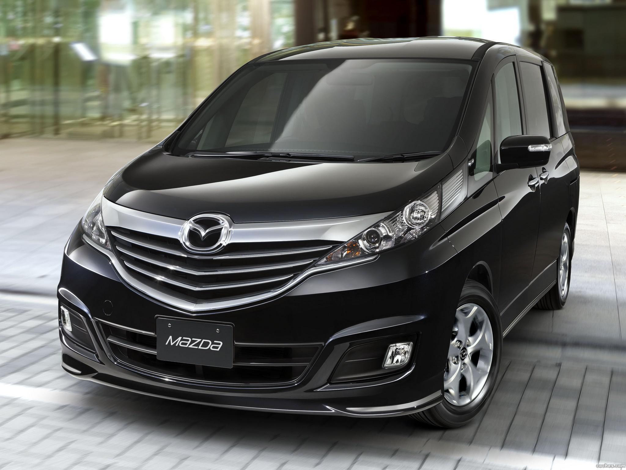 Foto 0 de Mazda Biante Granz 2012