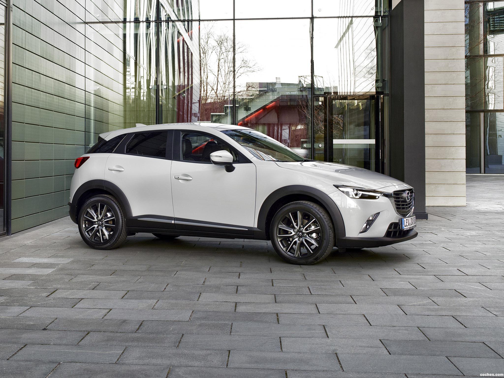 Foto 19 de Mazda CX-3 SkyActiv 2015