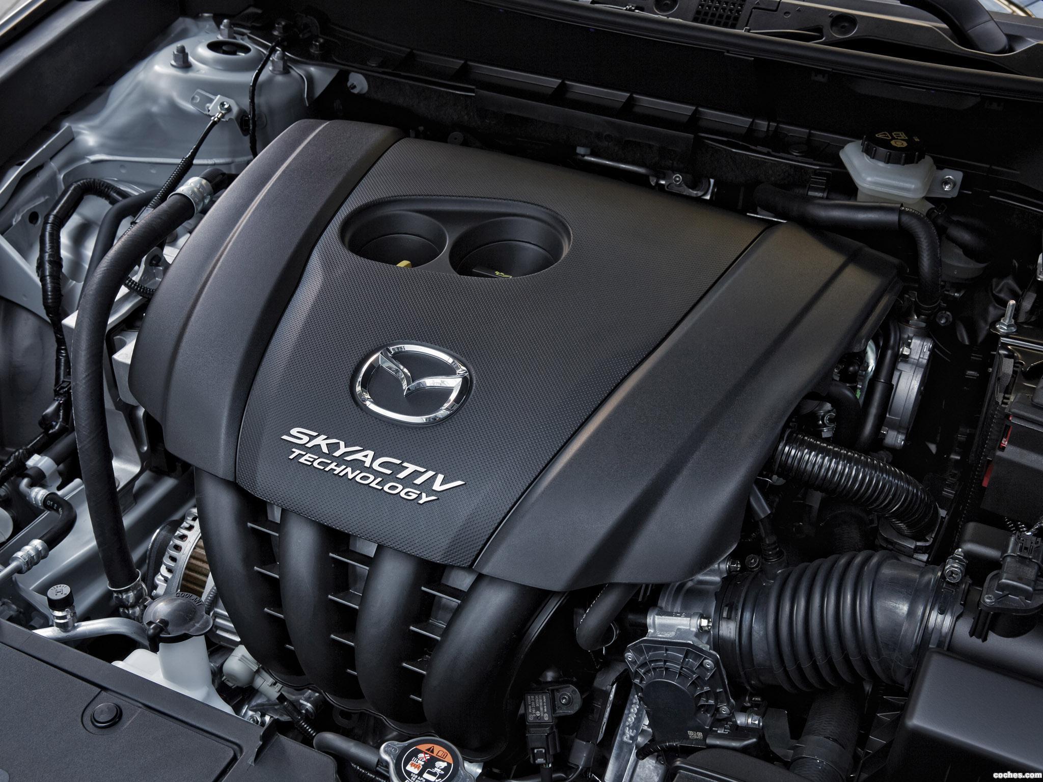 Foto 21 de Mazda CX-3 SkyActiv 2015