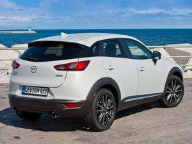 Ver foto 5 de Mazda CX-3 SkyActiv 2015