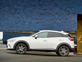 Ver foto 2 de Mazda CX-3 SkyActiv 2015