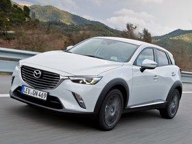 Mazda Cx-3 2.0 Style 2wd 120
