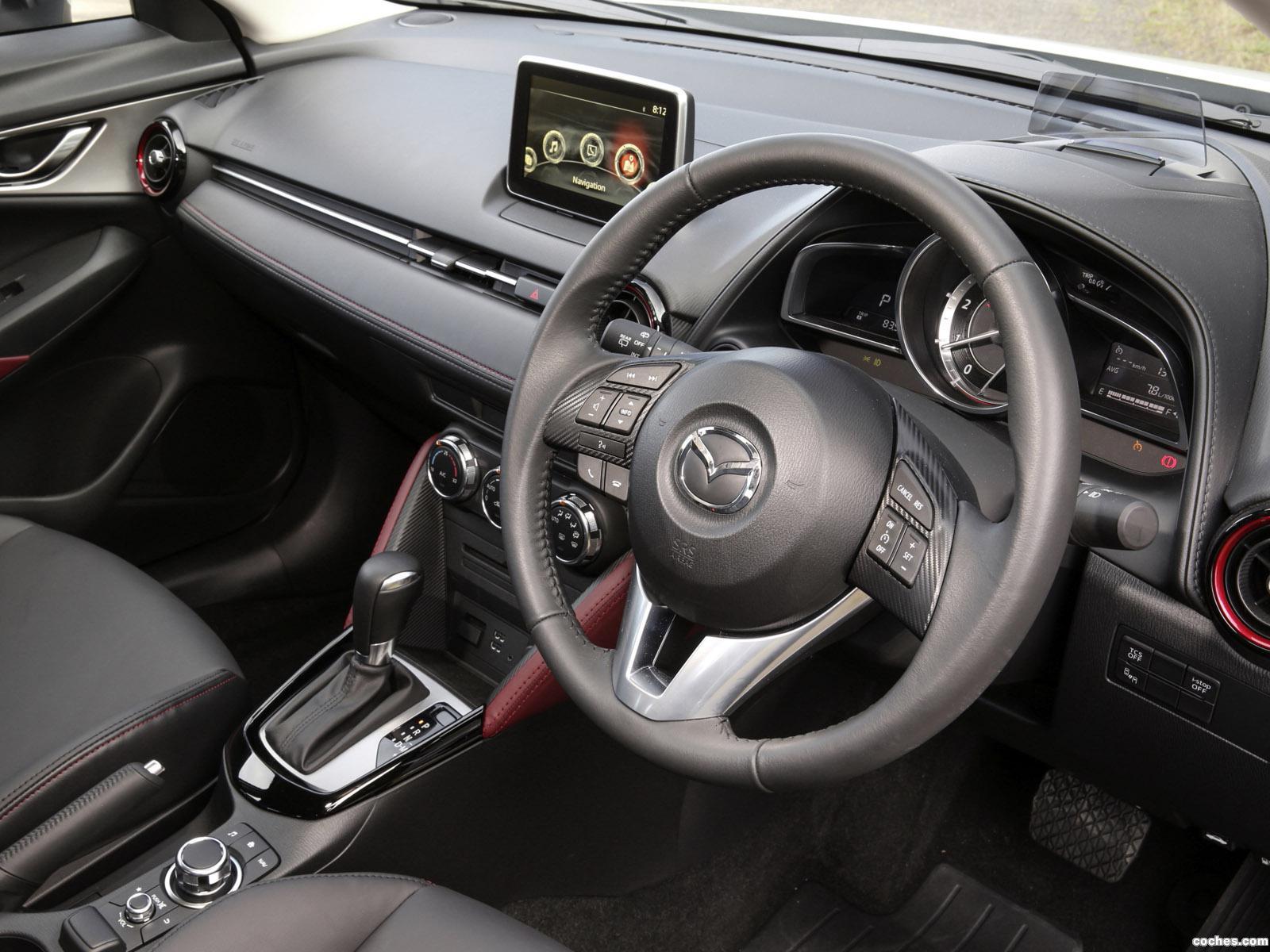 Foto 10 de Mazda CX-3 Australia 2015
