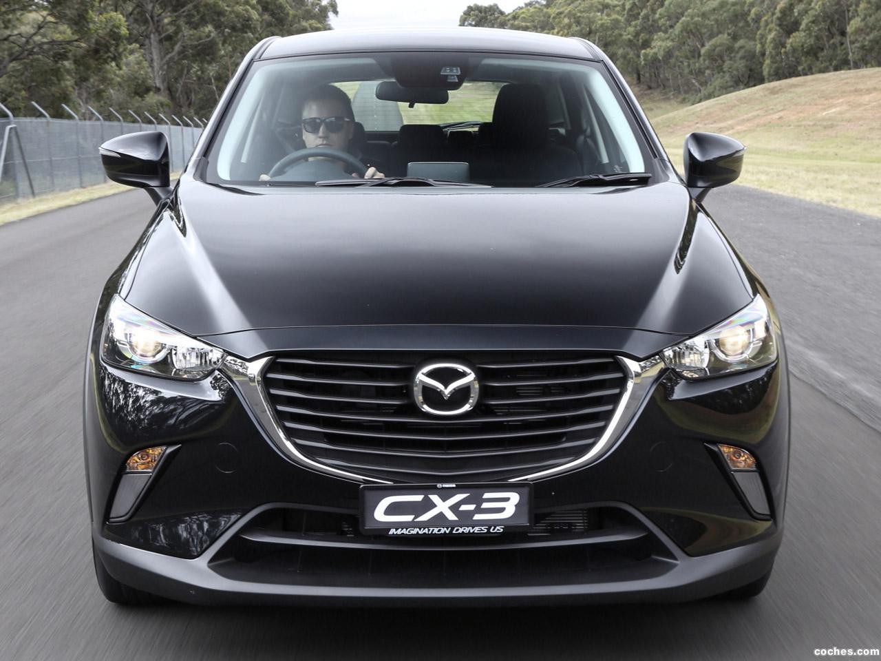 Foto 1 de Mazda CX-3 Australia 2015