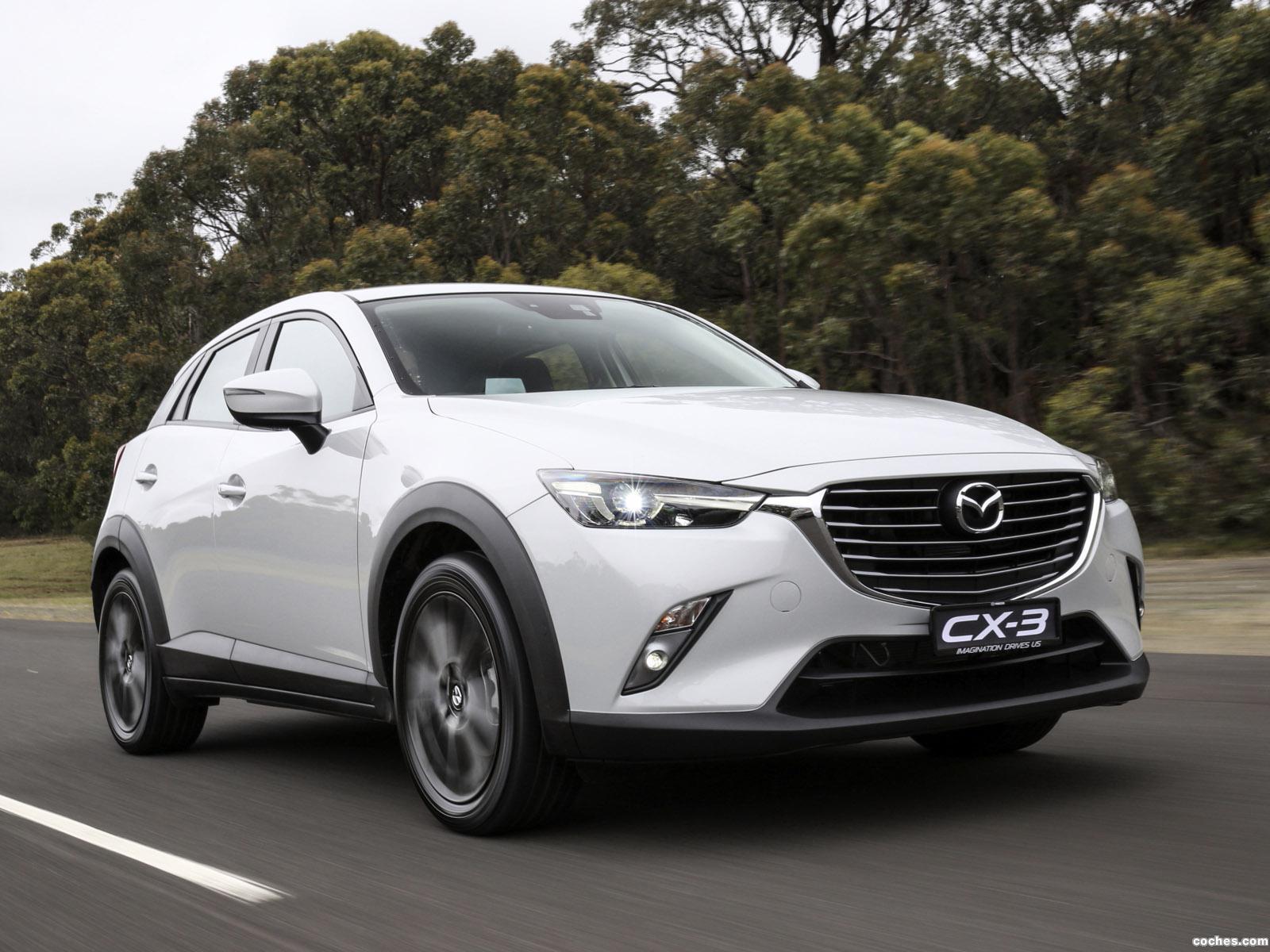 Foto 0 de Mazda CX-3 Australia 2015