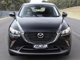 Ver foto 2 de Mazda CX-3 Australia 2015