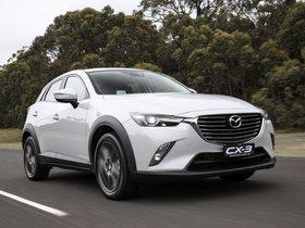 Fotos de Mazda CX-3 Australia 2015