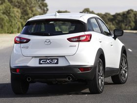 Ver foto 9 de Mazda CX-3 Australia 2015
