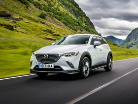 Fotos de Mazda CX-3 GT Sport UK  2017