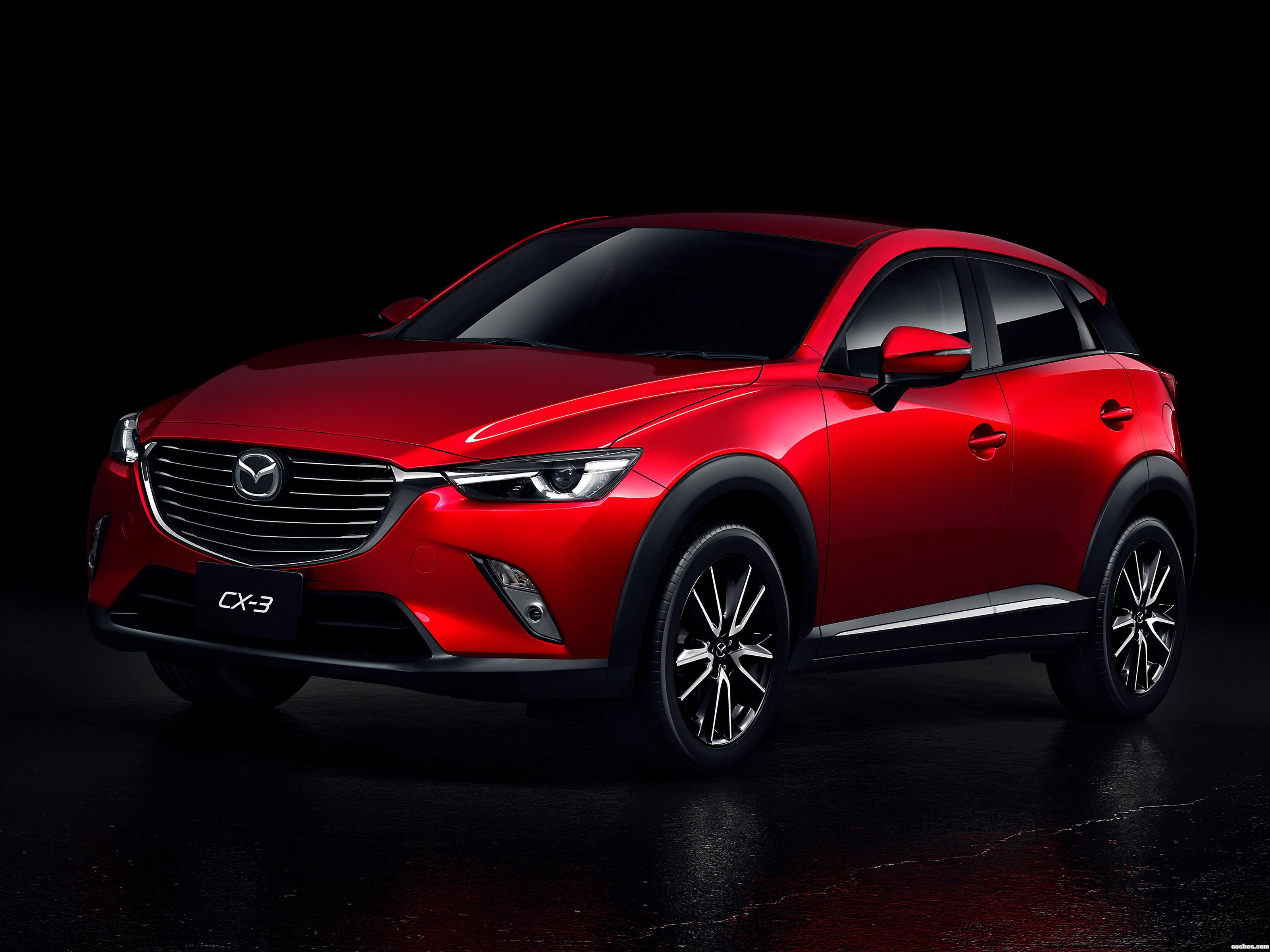 Foto 0 de Mazda CX-3 Japan 2015