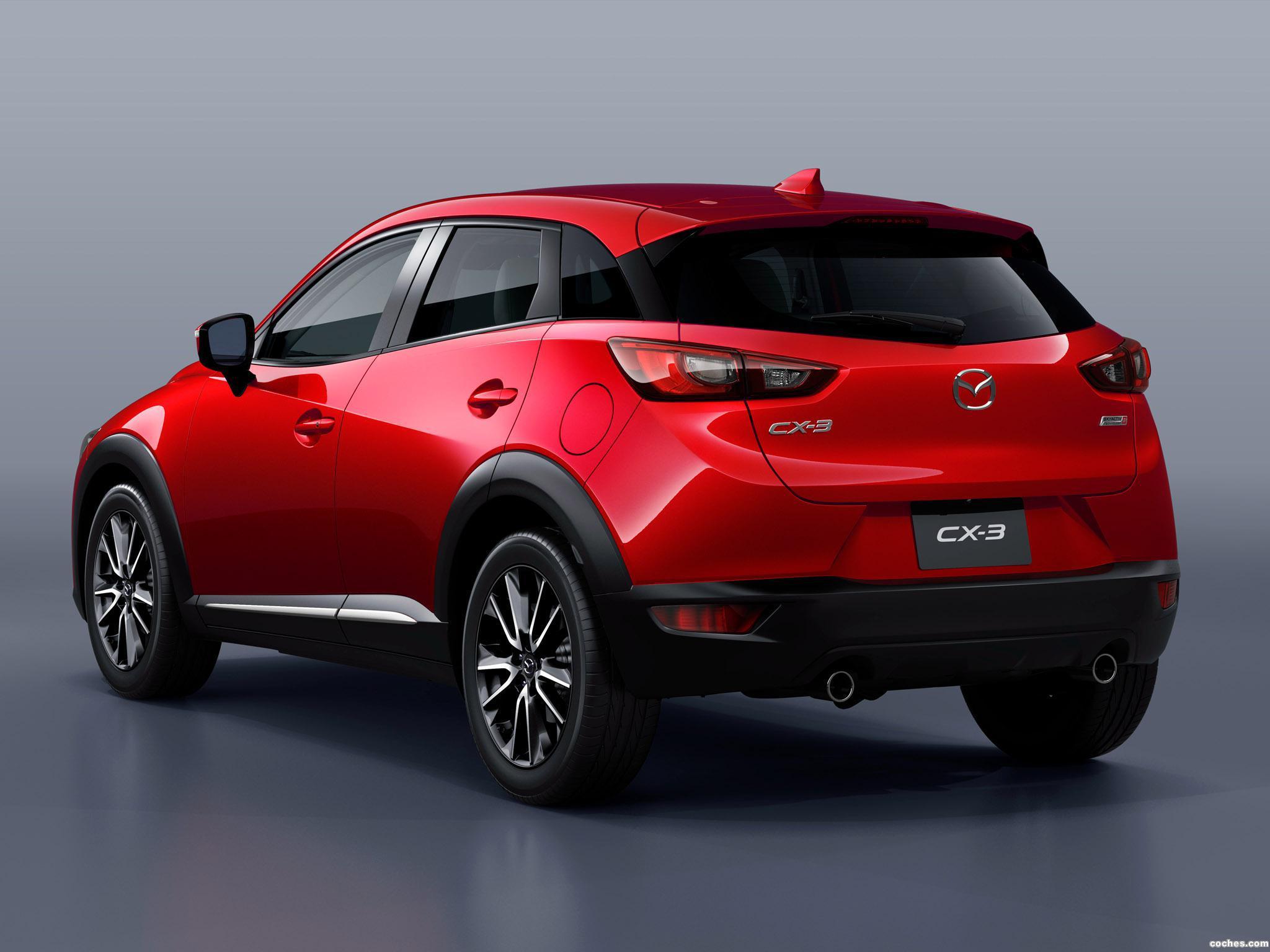 Foto 3 de Mazda CX-3 Japan 2015