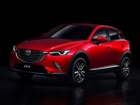 Fotos de Mazda CX-3 Japan 2015