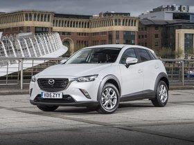 Ver foto 8 de Mazda CX-3 UK 2015