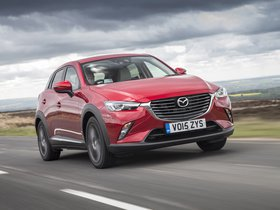 Fotos de Mazda CX-3 UK 2015