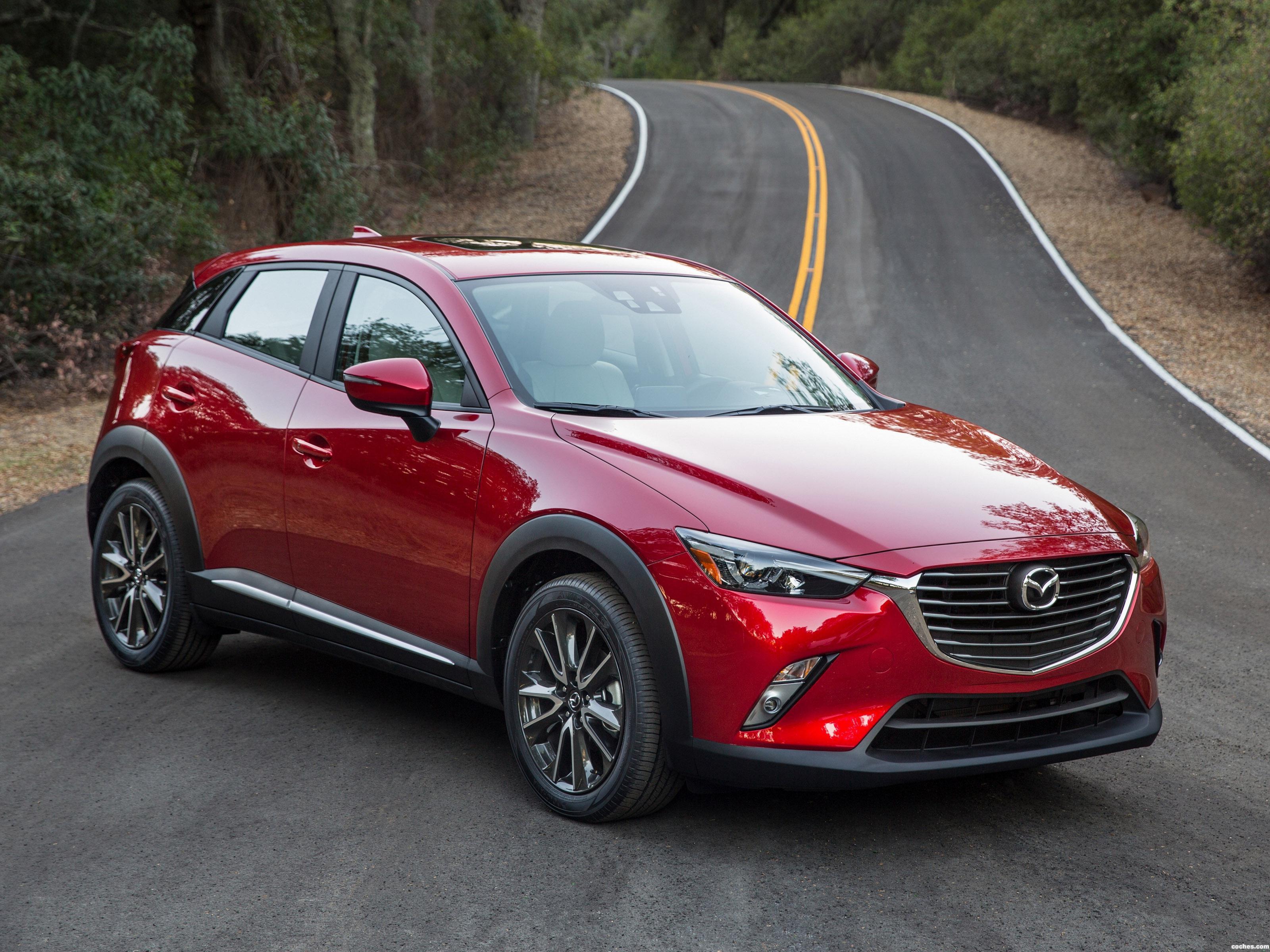Foto 0 de Mazda CX-3 USA 2015