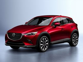 Fotos de Mazda CX-3 USA 2018