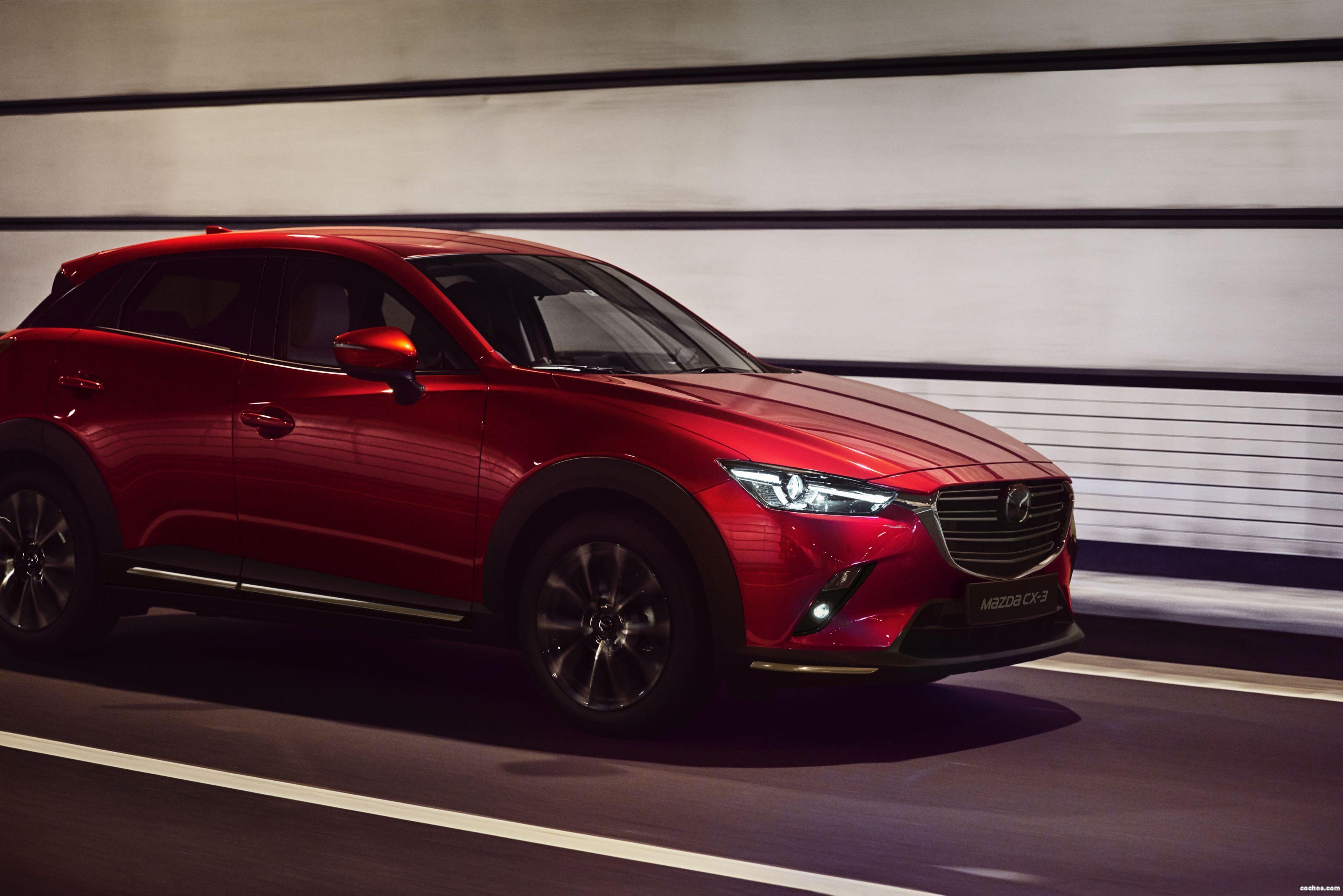 Foto 13 de Mazda CX-3 2018