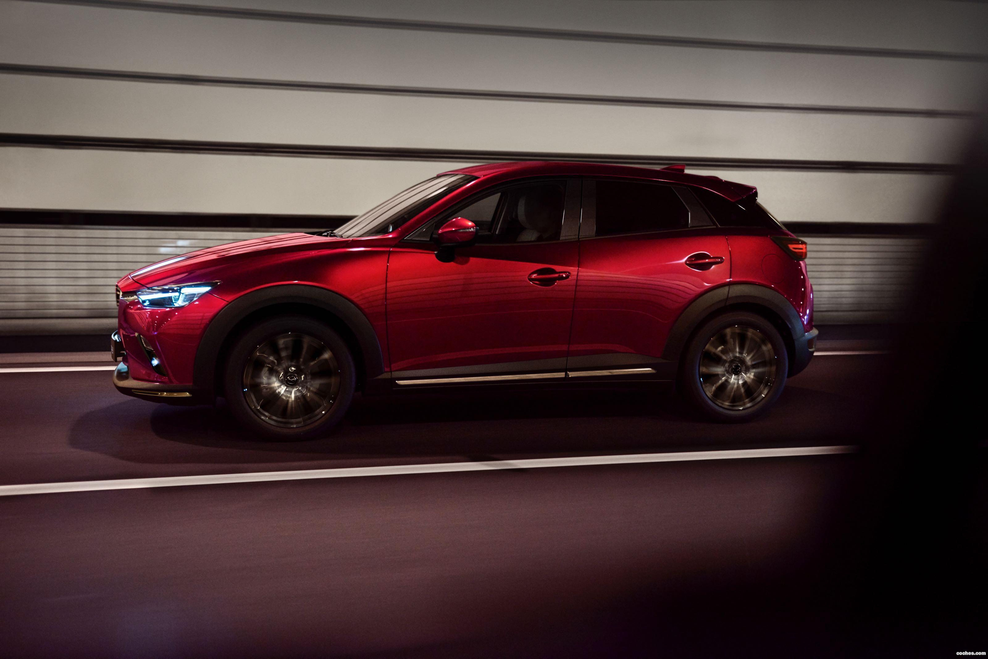 Foto 12 de Mazda CX-3 2018