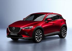 Fotos de Mazda CX-3 2018