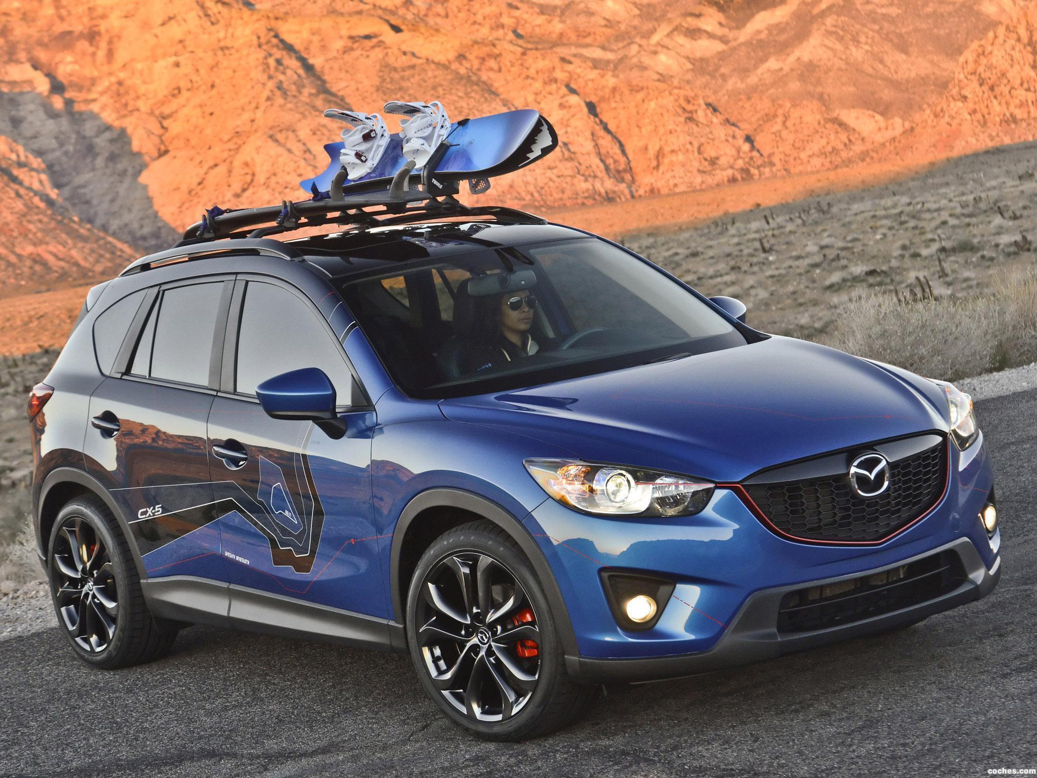 Foto 0 de Mazda CX-5 180 2012