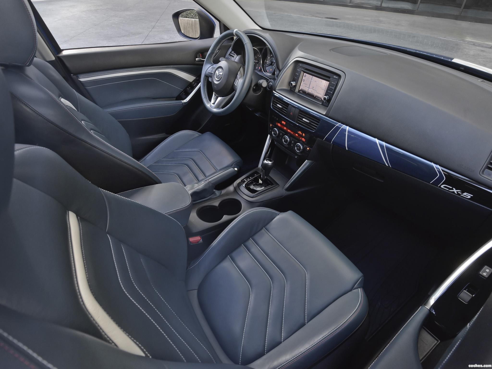 Foto 8 de Mazda CX-5 180 2012