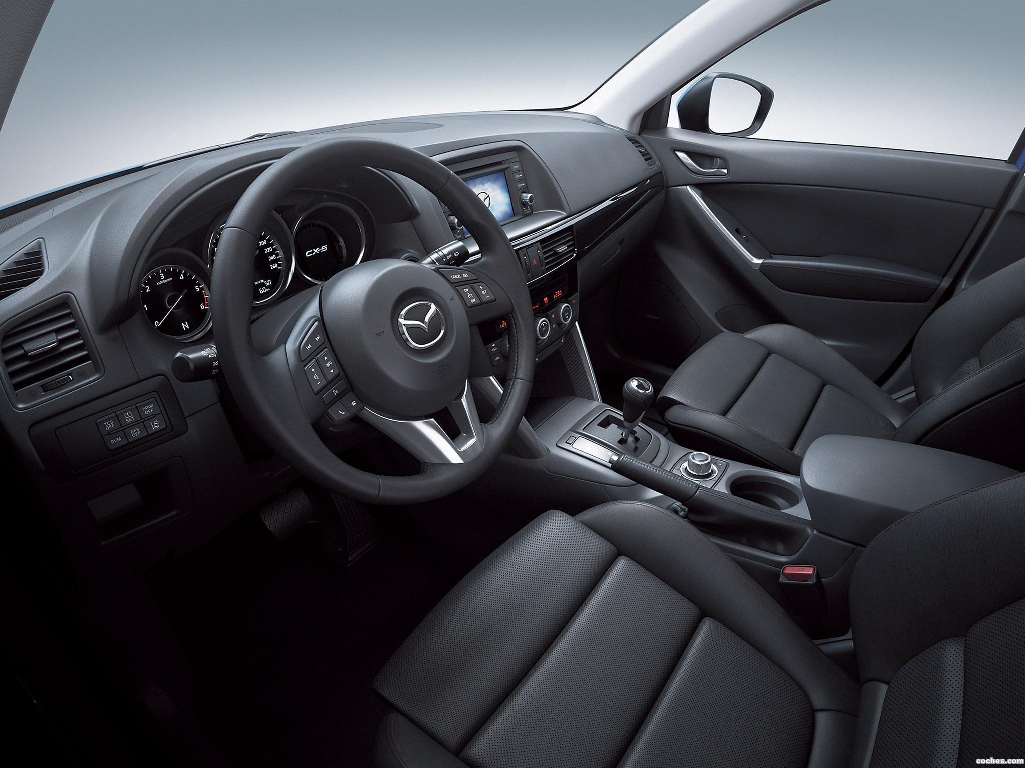 Foto 11 de Mazda CX-5 2011