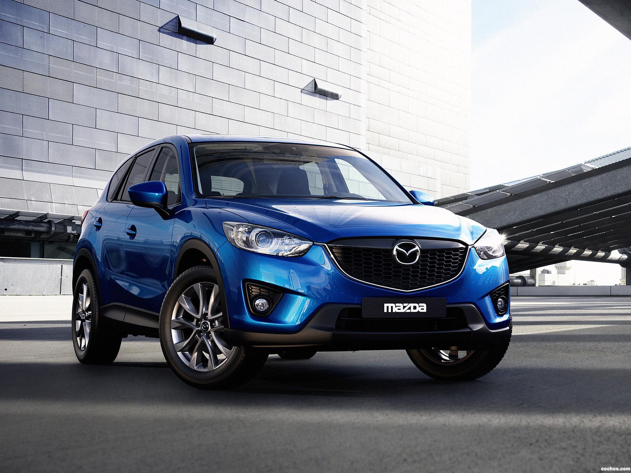 Foto 0 de Mazda CX-5 2011