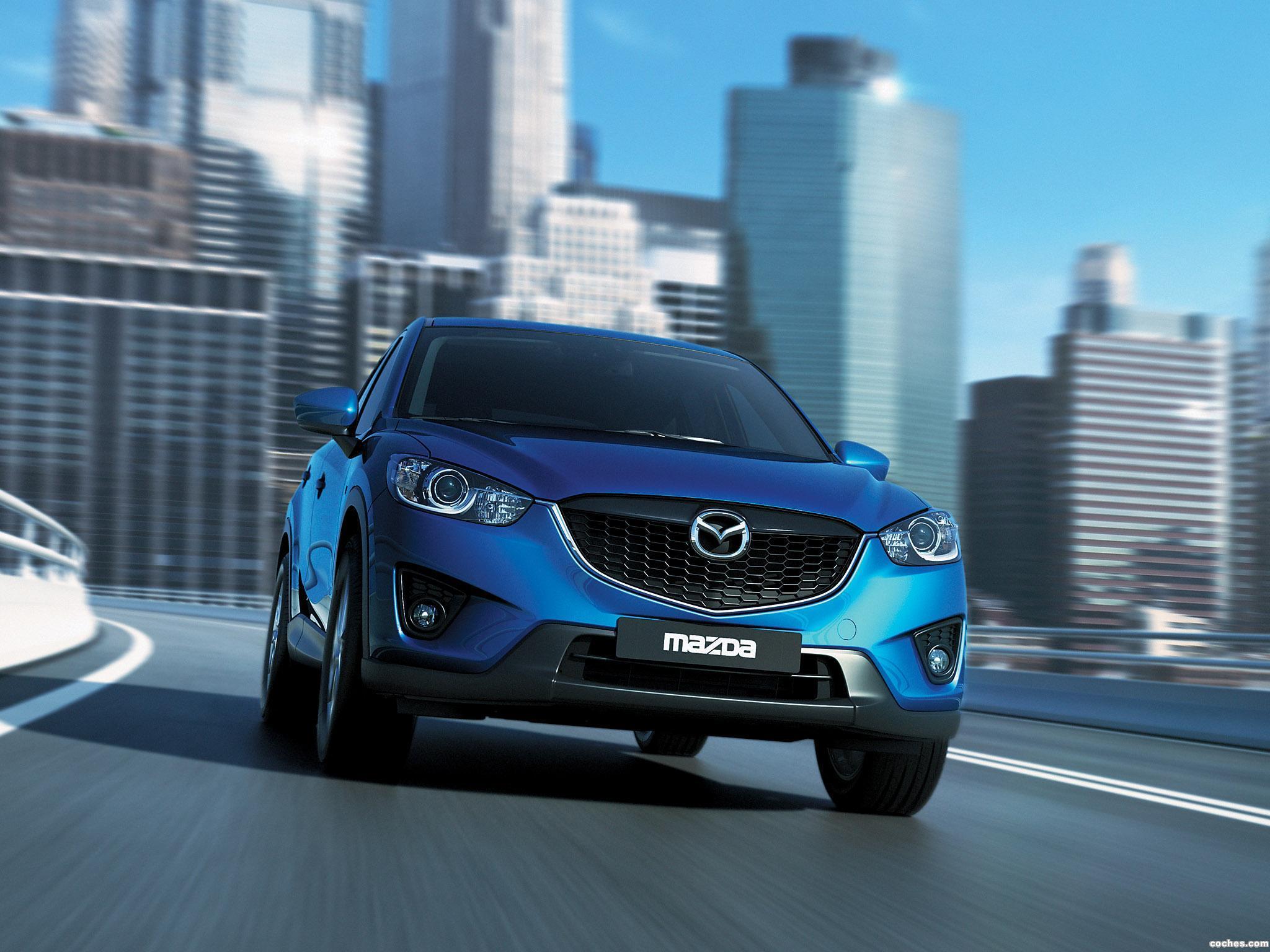 Foto 9 de Mazda CX-5 2011
