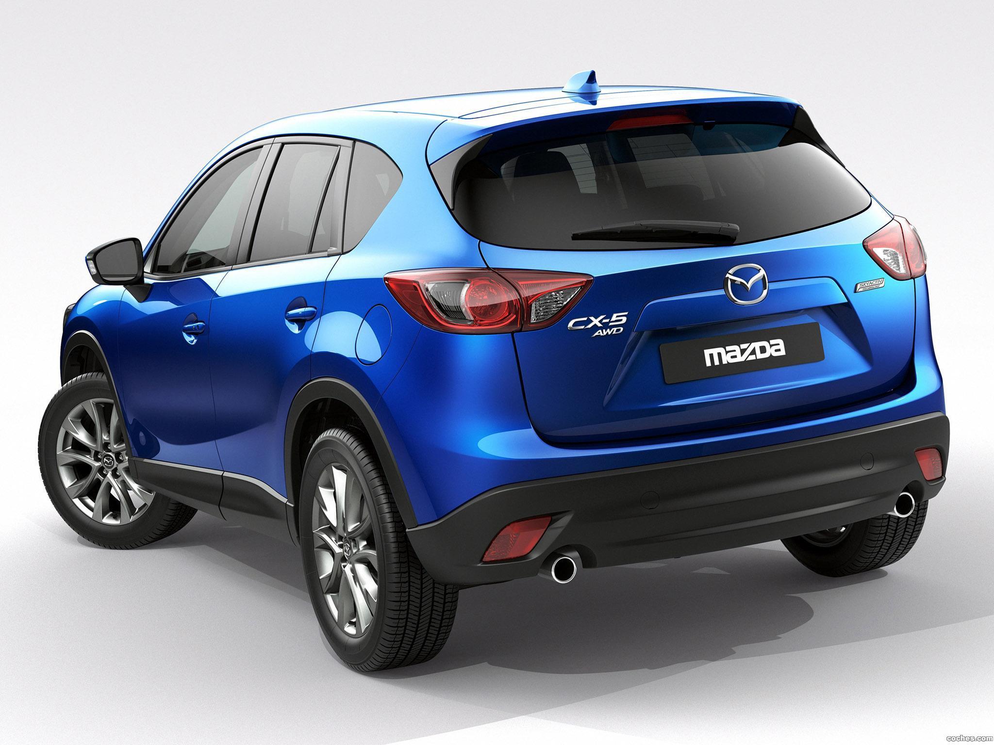 Foto 4 de Mazda CX-5 2011