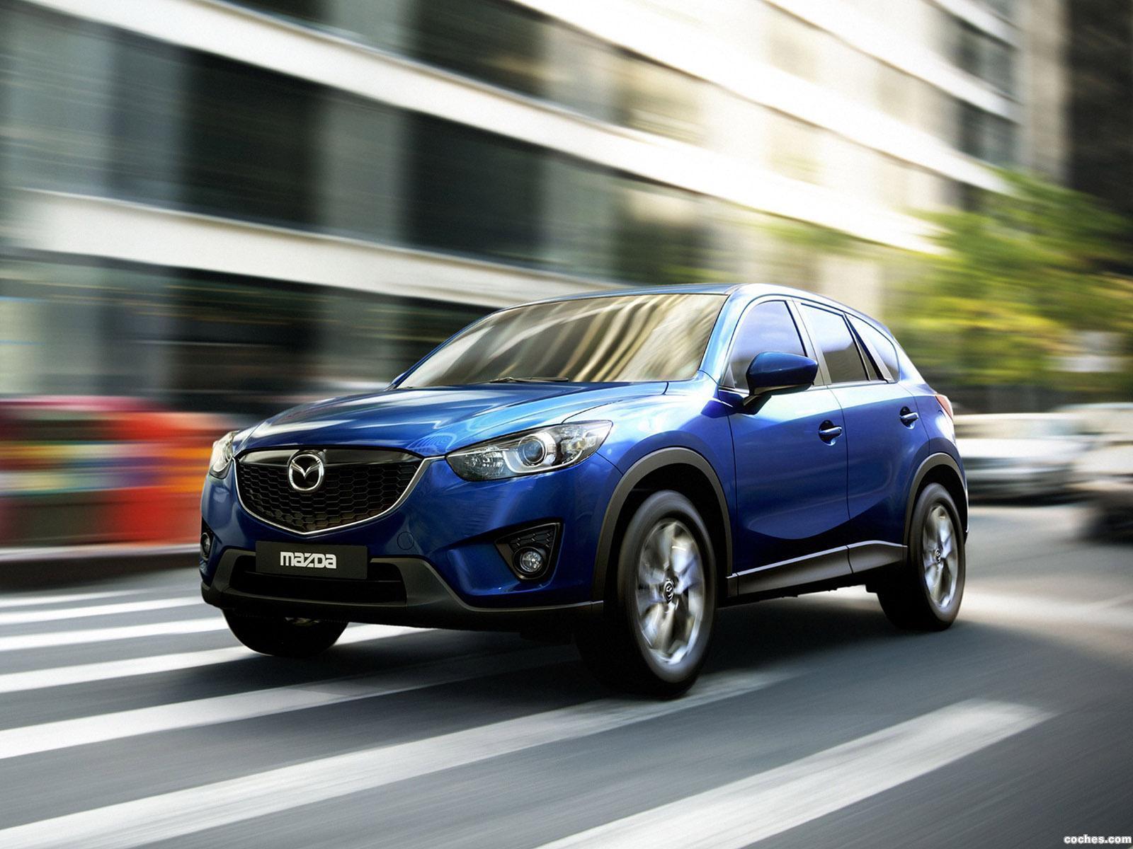 Foto 3 de Mazda CX-5 2011