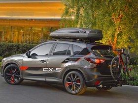 Ver foto 2 de Mazda CX-5 Dempsey Concept 2012