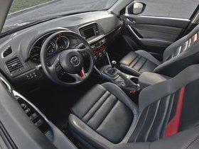 Ver foto 11 de Mazda CX-5 Dempsey Concept 2012