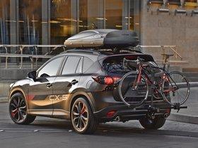 Ver foto 9 de Mazda CX-5 Dempsey Concept 2012