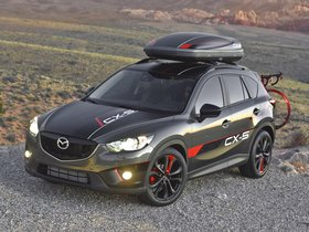 Ver foto 8 de Mazda CX-5 Dempsey Concept 2012