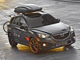 Ver foto 6 de Mazda CX-5 Dempsey Concept 2012