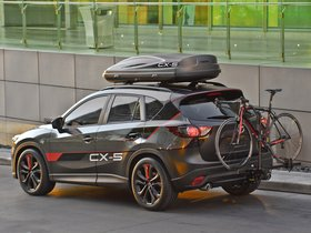 Ver foto 5 de Mazda CX-5 Dempsey Concept 2012