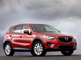 Ver foto 4 de Mazda CX-5 USA 2012