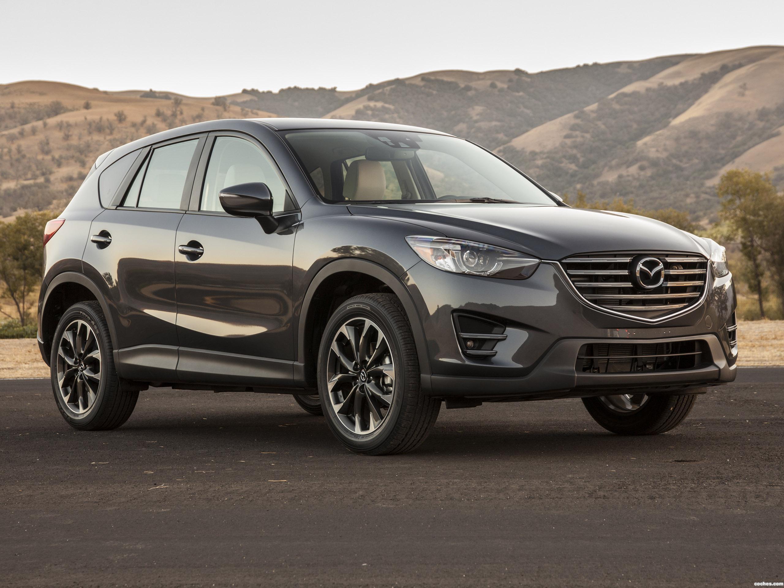 Foto 0 de Mazda CX-5 USA 2015