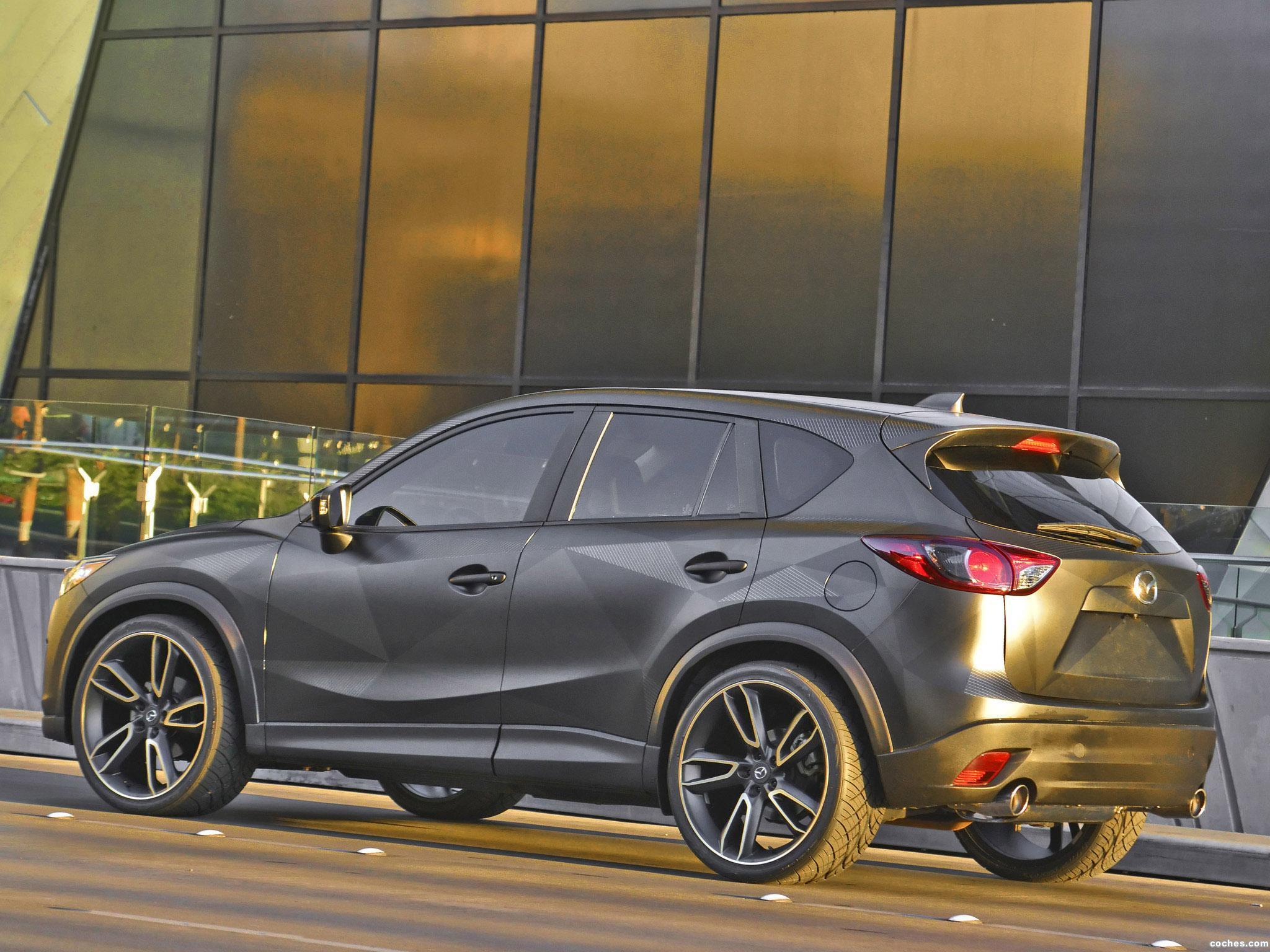 Foto 5 de Mazda CX-5 Urban Concept 2012