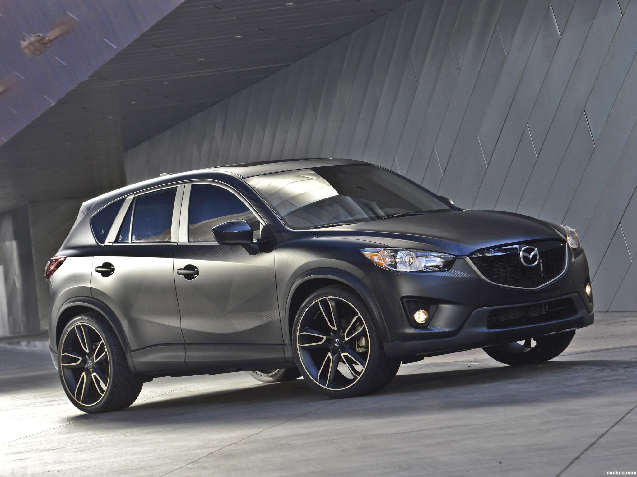 Foto 1 de Mazda CX-5 Urban Concept 2012