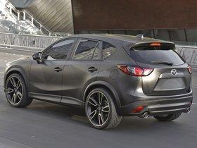 Ver foto 4 de Mazda CX-5 Urban Concept 2012